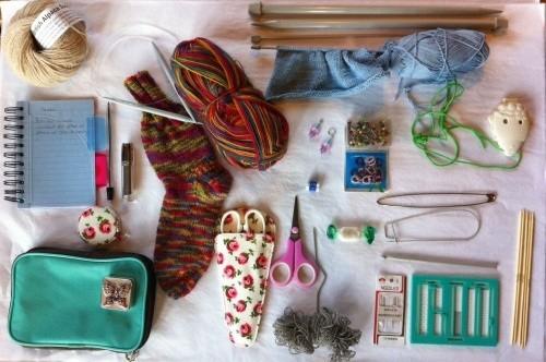 Giới thiệu về các loại len và dụng cụ đan len