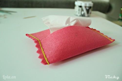 Túi đựng khăn giấy