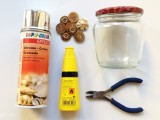 Làm đồ để dụng cụ y tế cực yêu từ chai lọ
