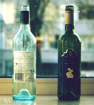 Bạn lựa chọn loại chai mà mình dùng để tái chế