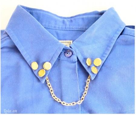 Sau khi may thì áo của bạn sẽ như thế này rất đẹp đúng không ? chúc bạn thành công