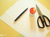 Làm bông tuyết từ giấy