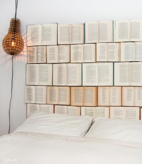 Trang trí phòng ngủ cực kì độc đáo